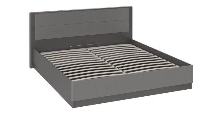 Двуспальная кровать с подъемным механизмом «Наоми» СМ-208.01.05