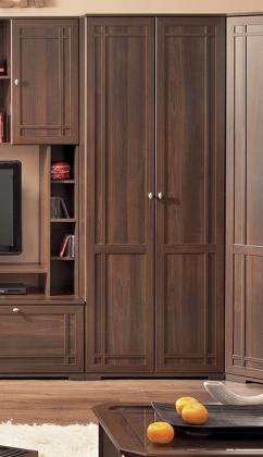 Шкаф для одежды Sherlock 12 орех