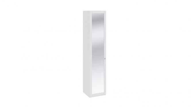 Шкаф для белья с зеркальной дверью «Ривьера»