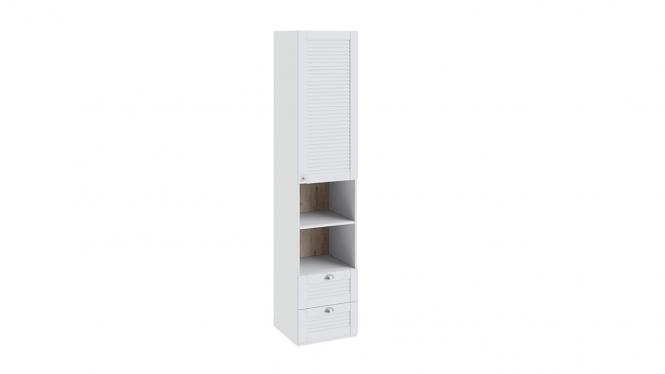 Шкаф комбинированный «Ривьера» Белый