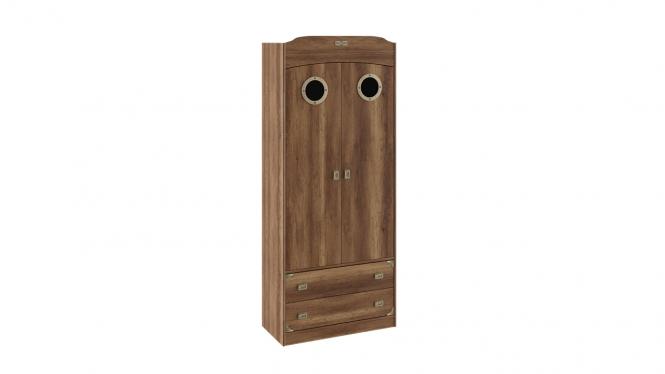 Шкаф комбинированный для одежды с иллюминатором «Навигатор»