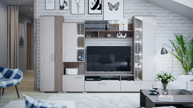 Модульная гостиная «Флай»