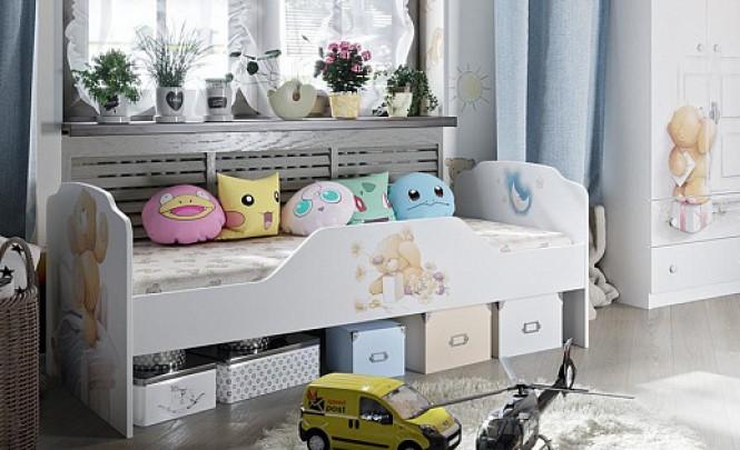 Детская кровать «Тедди»