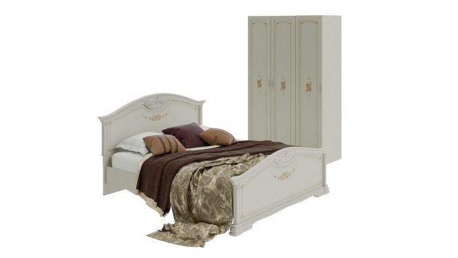 Спальный гарнитур стандартный «Лючия» ГН-235.000