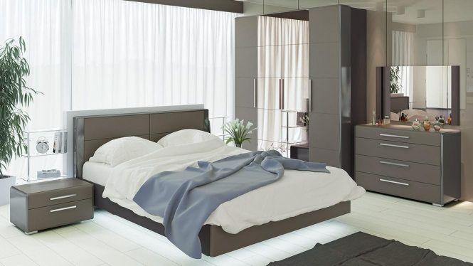 «Наоми» модульная спальня