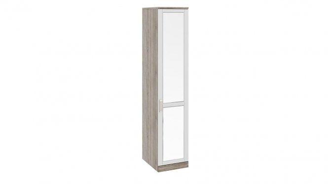 Шкаф для белья с 1-ой зеркальной дверью правый «Прованс» СМ-223.07.002R