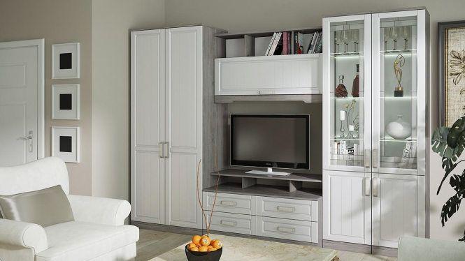 Набор мебели для гостиной «Прованс» №1 ГН-223.201