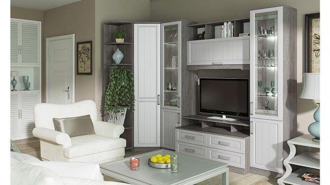 Набор мебели для гостиной «Прованс» №4 ГН-223.204